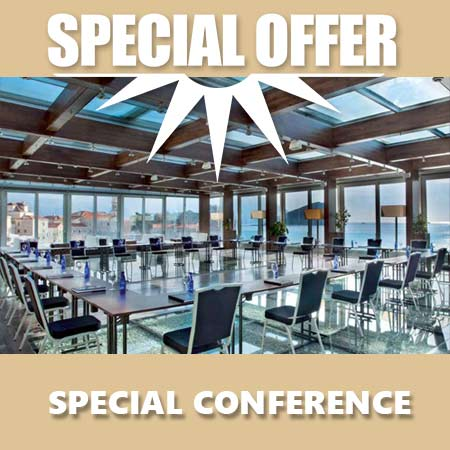SPECIAL CONFERENCE PRICES