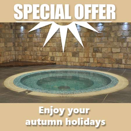 Enjoy your autumn holidays at Hotel Avala Resort & Villas !