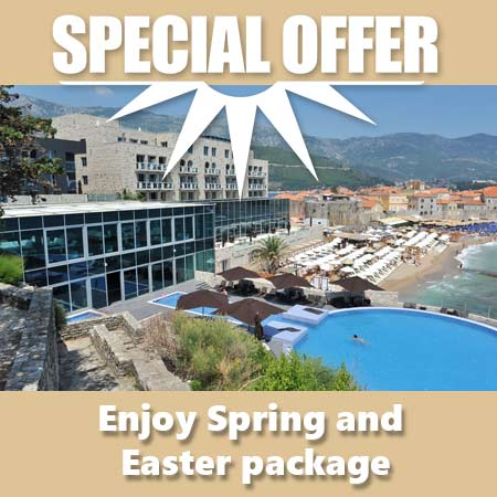 Enjoy Spring and Easter package at Hotel Avala Resort and Villas !