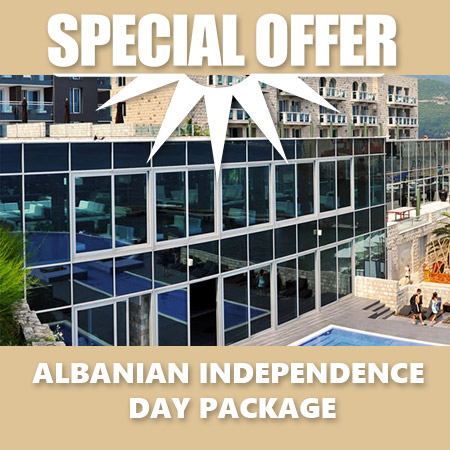 ALBANIAN INDEPENDENCE DAY PACKAGE